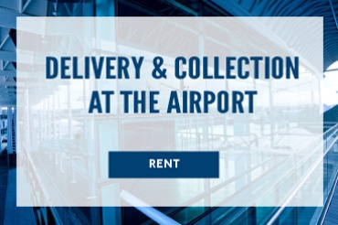 Collection and delivery at the airport